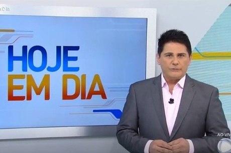 Cesar Filho é um dos apresentadores da atração
