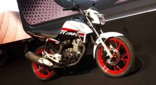 Honda CG Titan é líder em vendas no país à frente da Yamaha Fazer 150