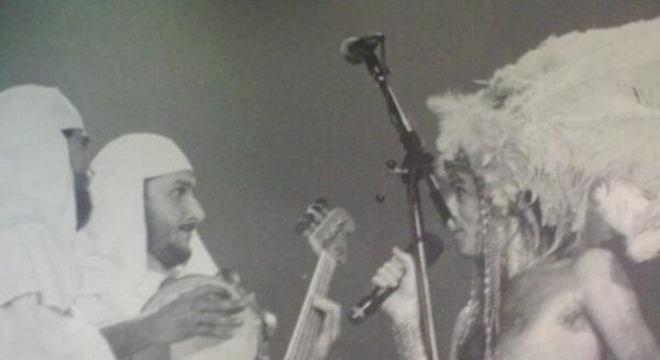 Chacal, Pedrão Baldanza e Ney Matogrosso