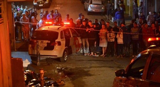 Chacina aconteceu na noite de segunda-feira (16) em São Bernardo do Campo