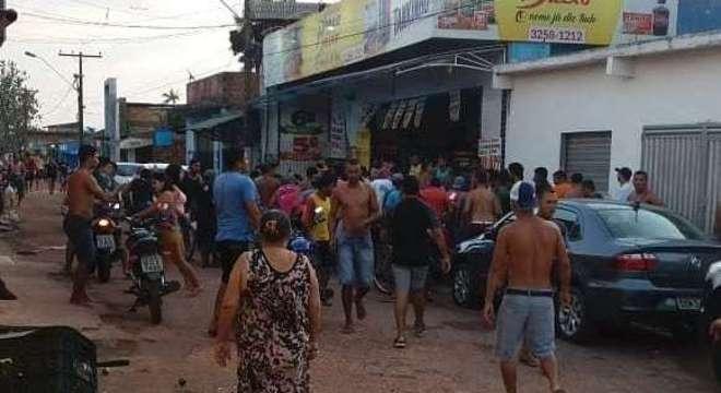 Oito pessoas morreram em uma chacina nesta segunda-feira (29) no Pará