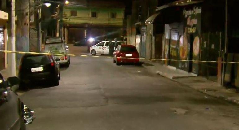 Três homens morreram após serem baleados na zona norte de SP