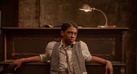 Chadwick Boseman não ganhou Oscar 2021