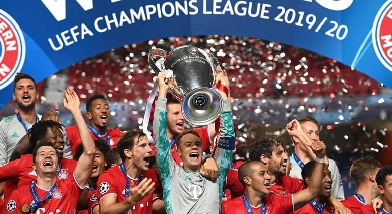 Champions League. Mais cem partidas. E muito mais dinheiro aos clubes, em 2024