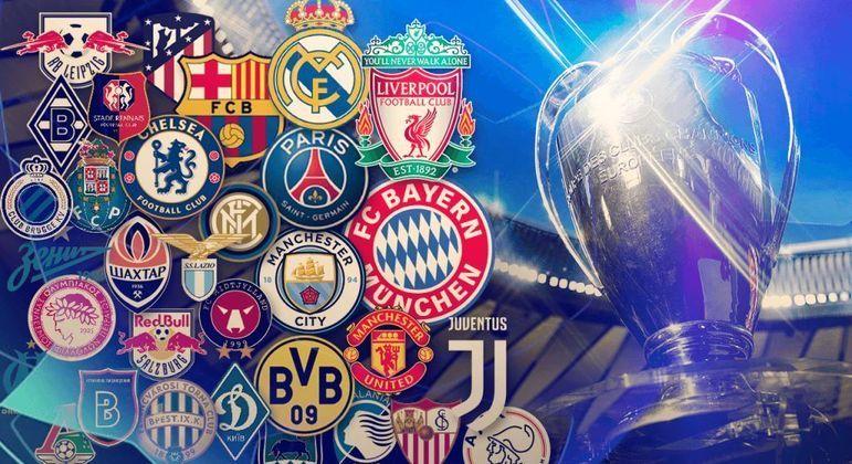 "Cartazete da ""Champions"" de 2020/21"