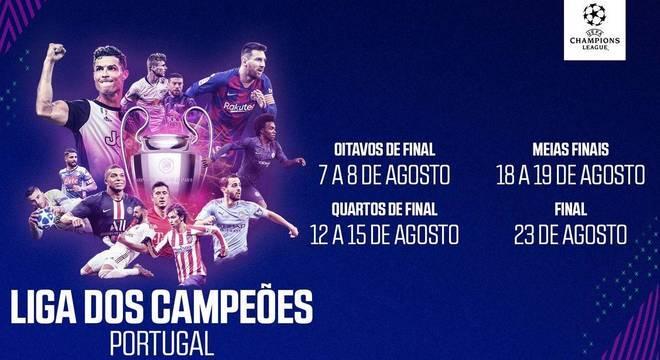 Todos os jogos em Portugal