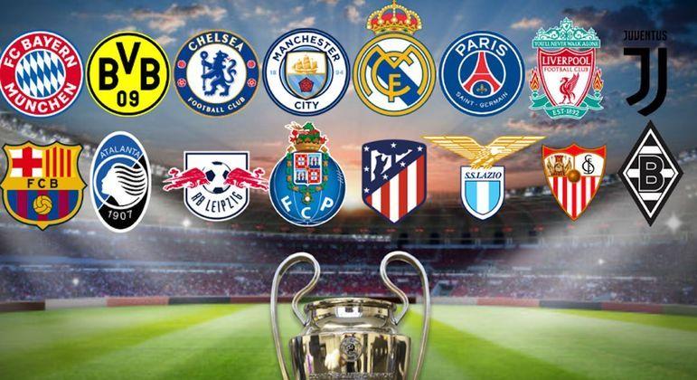Agora, o retorno das oitavas de final da Champions League 2020/2021