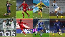 Nesta semana se definem as semis da Champions e da Liga Europa