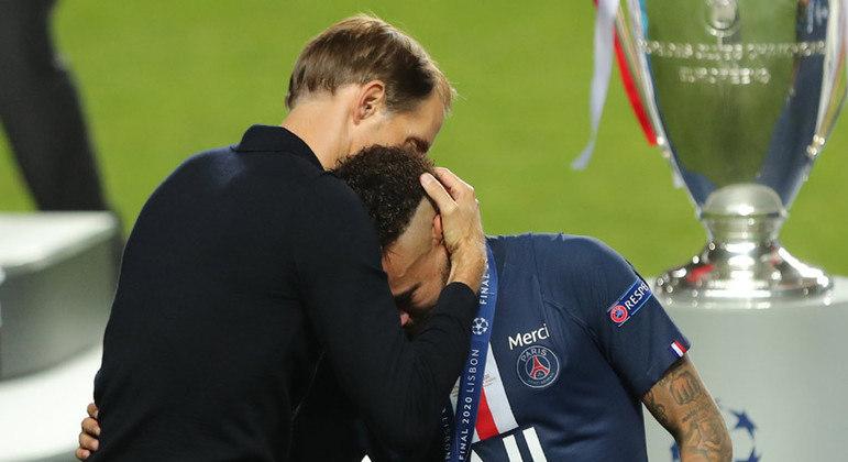 Fracassos de Neymar na busca da Champions. Desde 2017 só derrotas