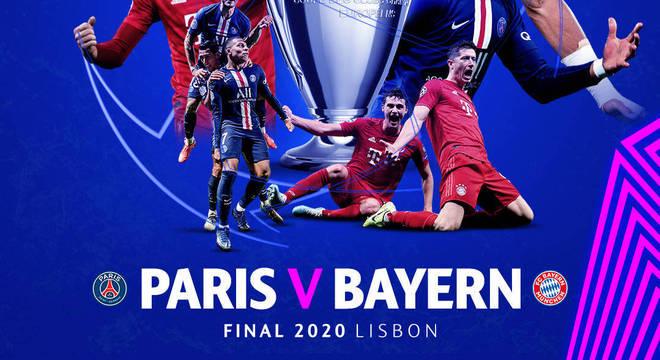 A capa do twitter oficial da competição