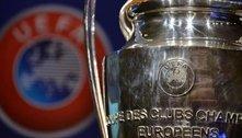 Enquanto isso, na Champions da Europa, o Futebol volta aos palcos