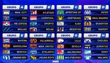 Rodada #2, recomeça nesta semana a Champions League da Europa