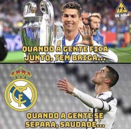 Champions League: a eliminação da Juventus para o Porto também rendeu brincadeiras