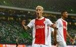 Sporting 1 x 5 AjaxCom grande atuação de Antony, o Ajax atropelou o Sporting, em Portugal, e conquistou três pontos importantíssimos fora de casa. A equipe holandesa goleou o clube português, com duas assistências do atacante