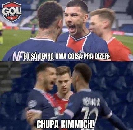 Champions League: os melhores memes da classificação do PSG diante do Bayern de Munique