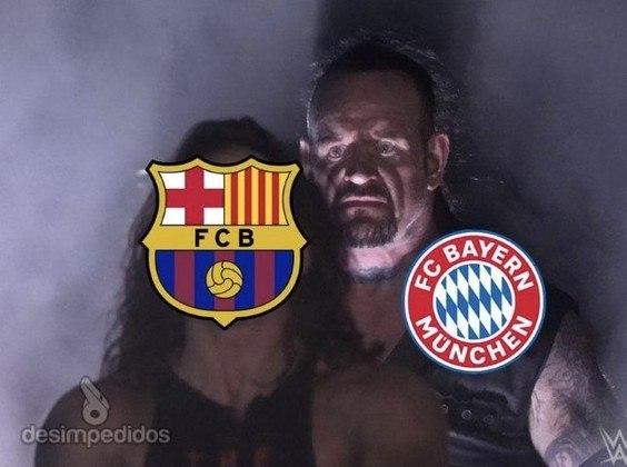 Champions League: os melhores memes de Barcelona 0 x 3 Bayern de Munique