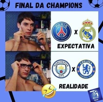 Champions League: os melhores memes de Chelsea 2 x 0 Real Madrid
