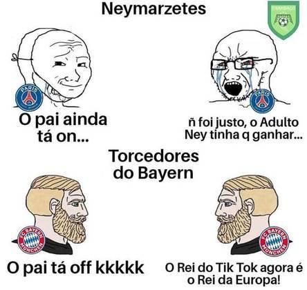 Champions League: os melhores memes do título do Bayern de Munique sobre o PSG