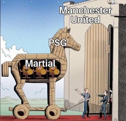 Champions League: os memes de PSG 1 x 2 Manchester United