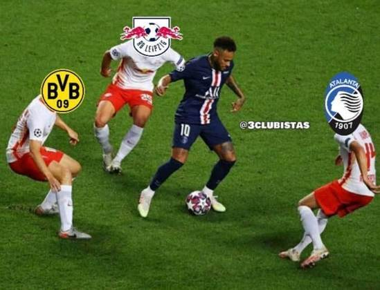 Champions League: os memes de RB Leipzig 0 x 3 PSG