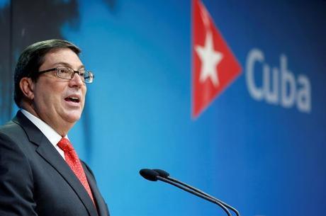 Chanceler cubano: expulsão promove escalada de tensão