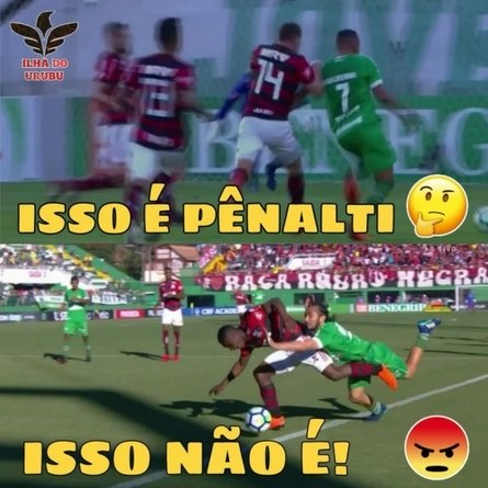Chapecoense 3 x 2 Flamengo