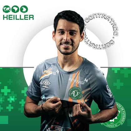 Chapecoense  - 4 - Keiller, Fabinho, Brayan e Kaio Nunes.