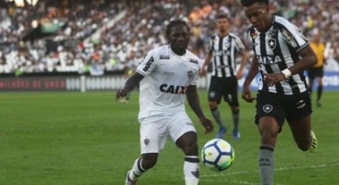 Chará pelo Atlético Mineiro