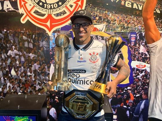 Charles do Bronx, Corinthians, UFC,