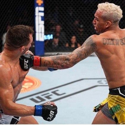 Na luta, nocaute! Charles do Bronx ergueu mais um cinturão para o Brasil em grande estilo