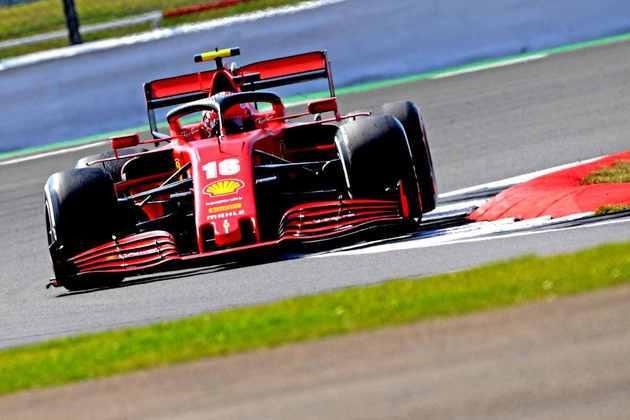 Charles Leclerc conquistou um ótimo quarto lugar em Silverstone