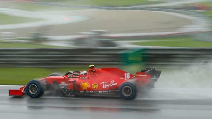 Charles Leclerc foi alvo de uma investigação da FIA