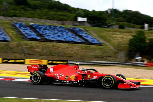 Charles Leclerc precisa se recuperar após o desastroso GP da Estíria