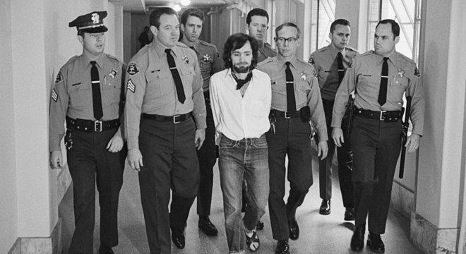 Charles Manson, preso