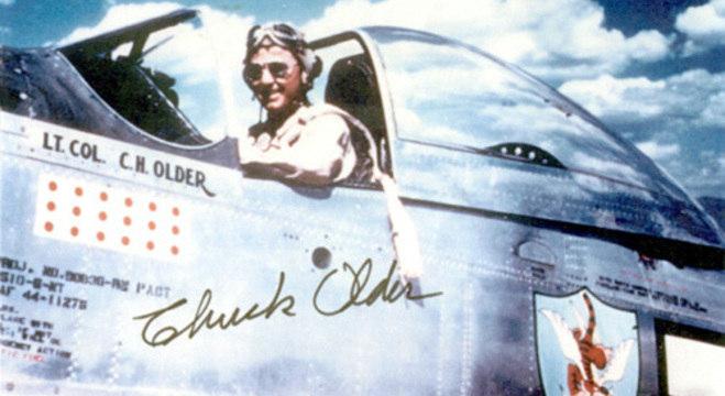 Charles Older, o magistrado herói de guerra