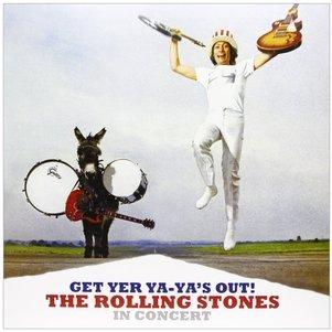 Watts na capa do álbum lançado em 1970
