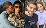 O rompimento de Chay Suede e Laura Neiva em 2018 entristeceu a internet, porém, três meses depois, eles voltaram e noivaram. No momento, a modelo está à espera do segundo filho, fruto do relacionamento com o ator