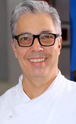 Chef israelense NIr Baruch