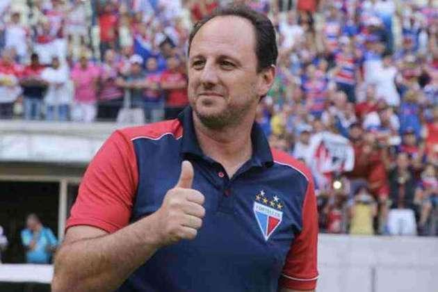 Chegada ao Fortaleza - Em novembro de 2017, Ceni acertou com o Leão do Pici para comandar a equipe em 2018, ano do centenário do clube. Terminou o Campeonato Cearense com o vice-campeonato após duas derrotas nas finais para o rival Ceará.