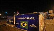 São Paulo recebe mais 1,9 milhão de doses prontas da CoronaVac