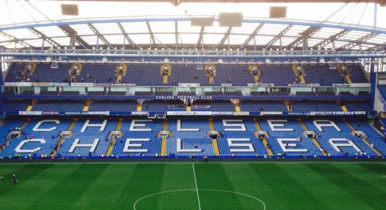 Stamford Bridge, do Chelsea