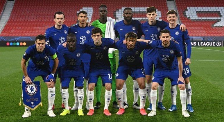 O Chelsea que bateu o Porto