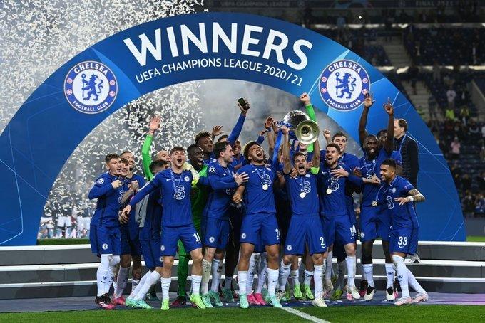 Chelsea conseguiu se impor. Travou a fantasia do City. Conquistou com justiça a Champions