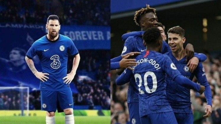 Chelsea - Caballero, James, Christensen, Zouma, Emerson; Kanté, Kovacic, Barkley, Ziyech, Messi; Timo Werner. Técnico: Frank Lampard.