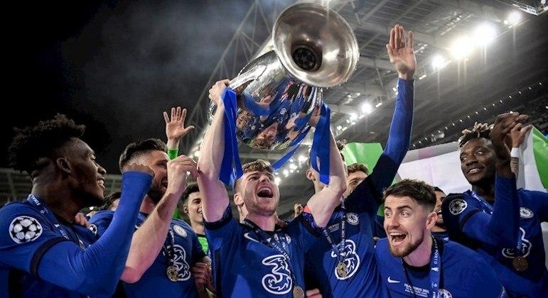 Com vitória sobre o Manchester City, Chelsea conquistou a última Champions League