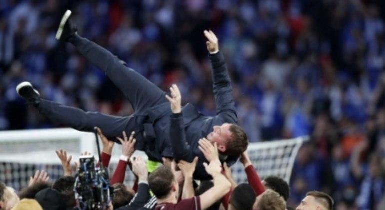 Chelsea x Leicester - Final da Copa da Inglaterra - Brendan Rodgers