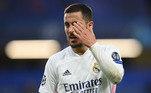 Eden Hazard voltou a ser titular do Real Madrid após perder espaço por conta de uma longa sequência de lesões. Trunfo de Zidane, o belga pode marcar contra seu ex-clube