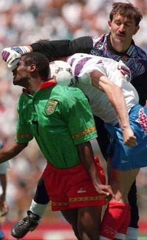 Cherchesov jogou Copa de 1994