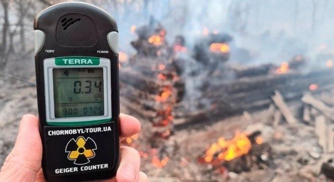 Autoridade ucraniana afirma que radiação ficará dentro do limite seguro