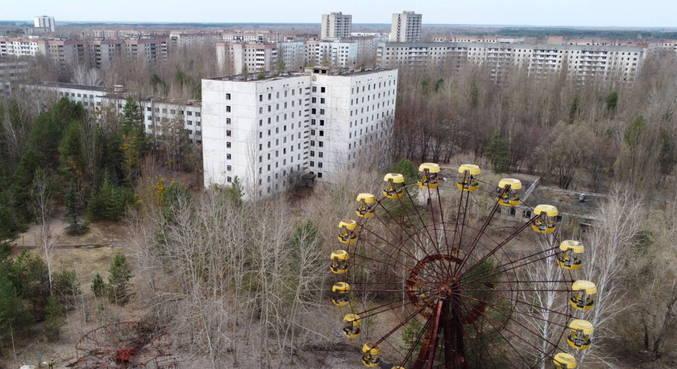 Até hoje, energia nuclear é associada aos grandes acidentes, como Chernobyl
